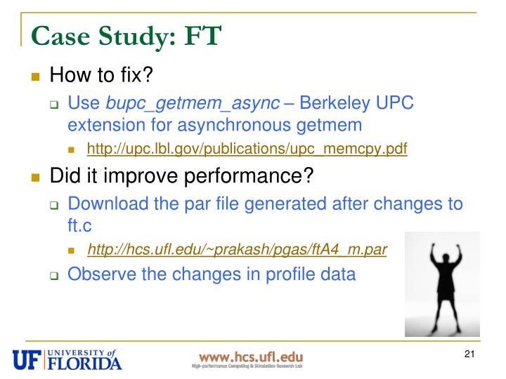 Case Study: FT
