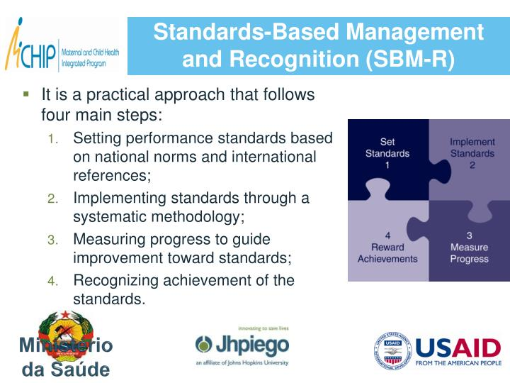 Standards-Based Management and Recognition (SBM-R)