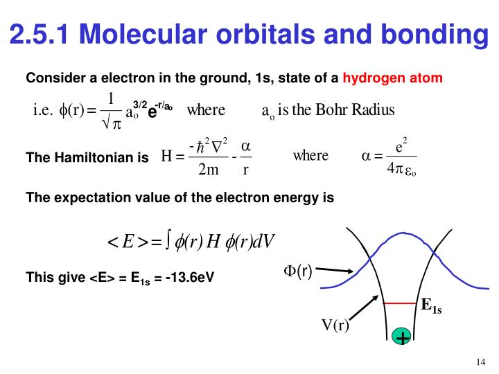 Consider a electron in the ground, 1s, state of a