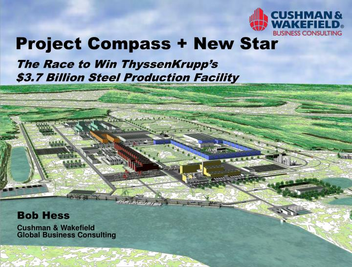 Project compass new star the race to win thyssenkrupp s 3 7 billion steel production facility