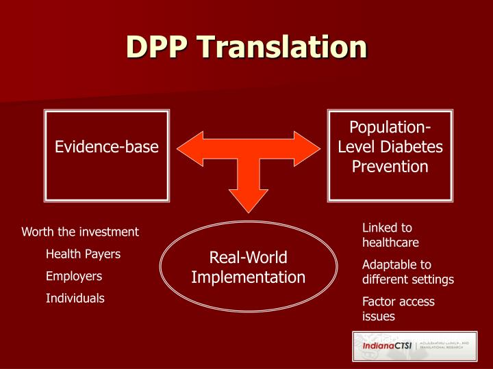 DPP Translation