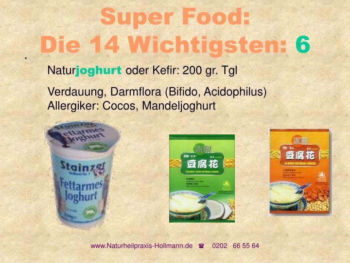 Super Food: