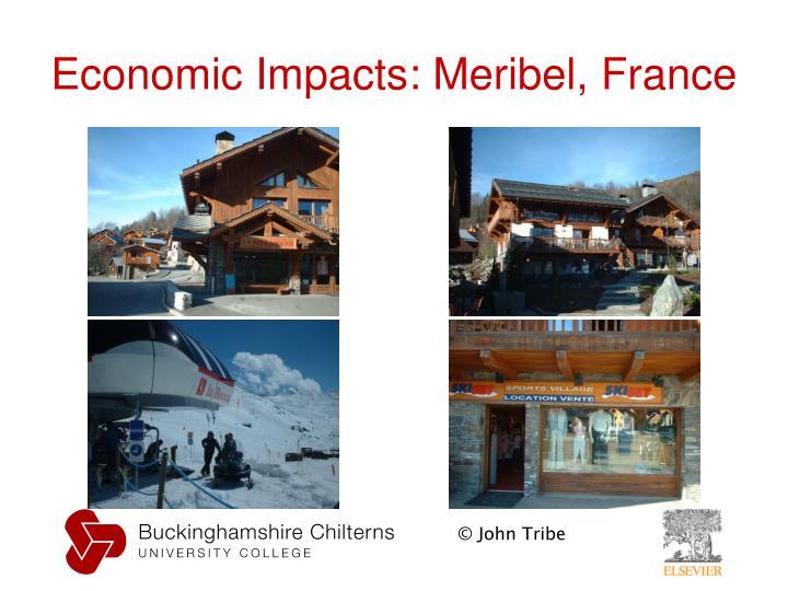 Economic Impacts: Meribel, France