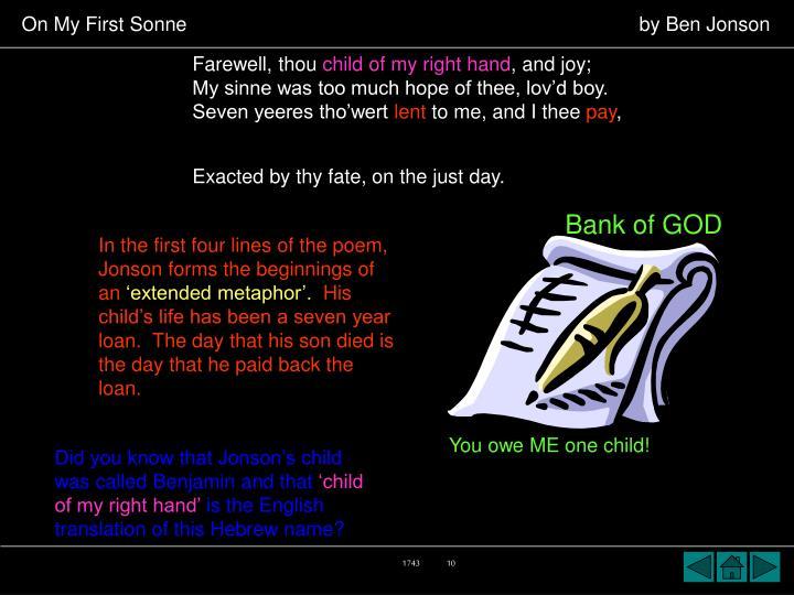 Bank of GOD