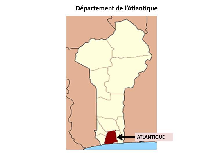 Département de l'Atlantique