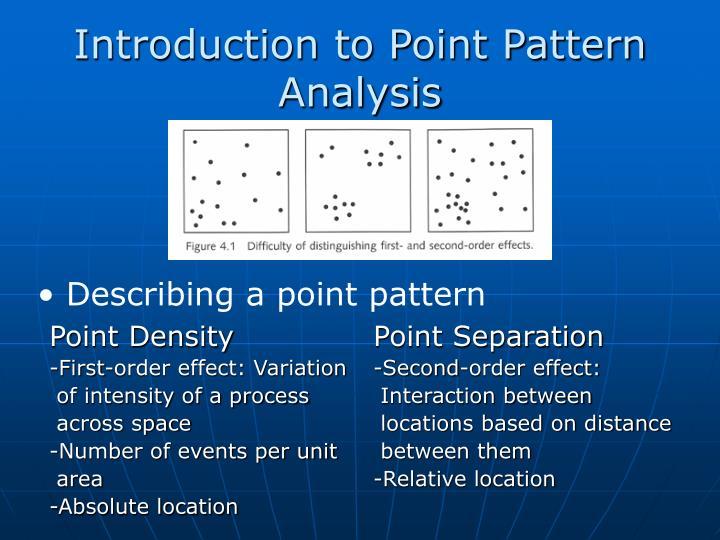 Point Density