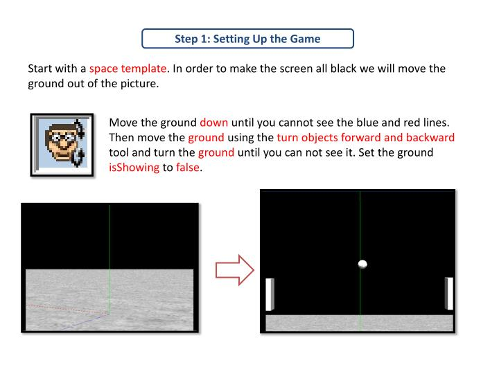 Step 1: Setting Up the Game