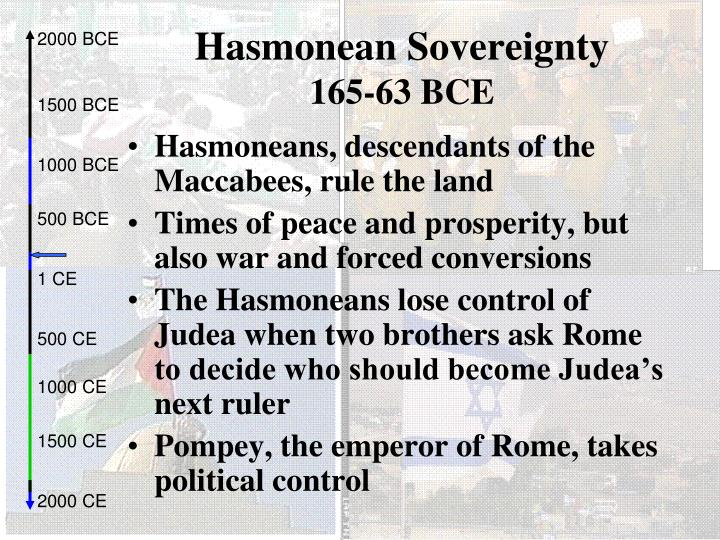 Hasmonean Sovereignty