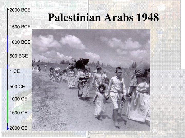 Palestinian Arabs 1948