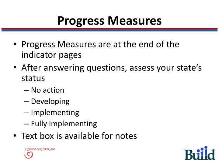 Progress Measures