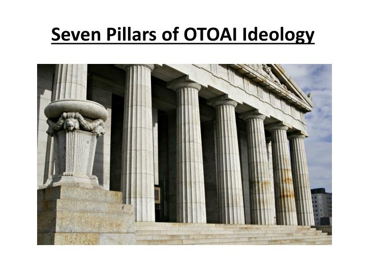 Seven Pillars of OTOAI Ideology