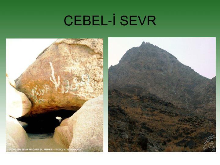CEBEL-İ SEVR
