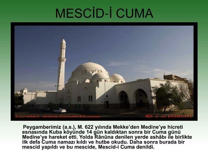 MESCİD-İ CUMA
