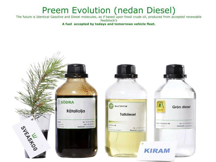 Preem Evolution