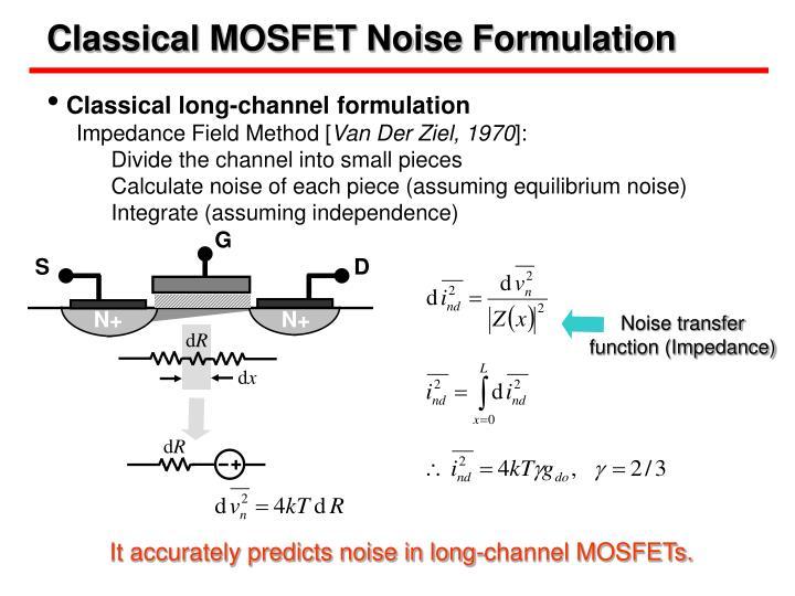 Noise transfer