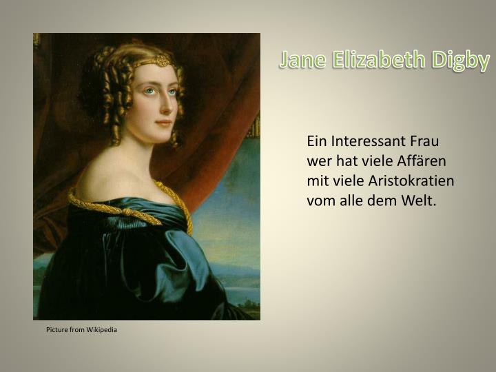 Jane Elizabeth