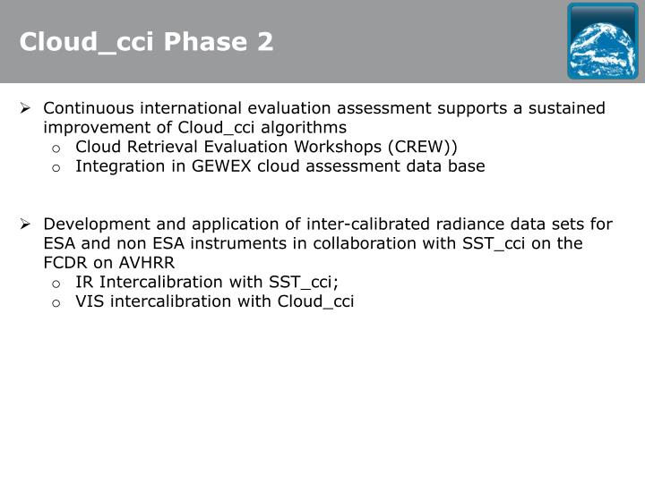 Cloud_cci Phase 2