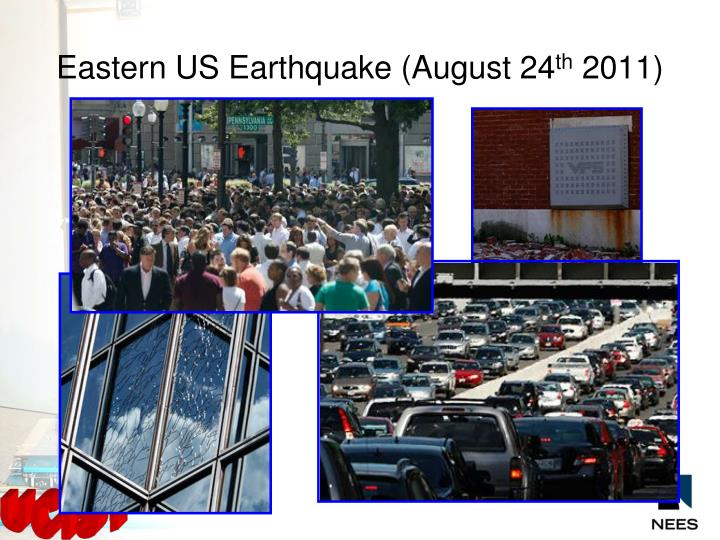 Eastern us earthquake august 24 th 2011