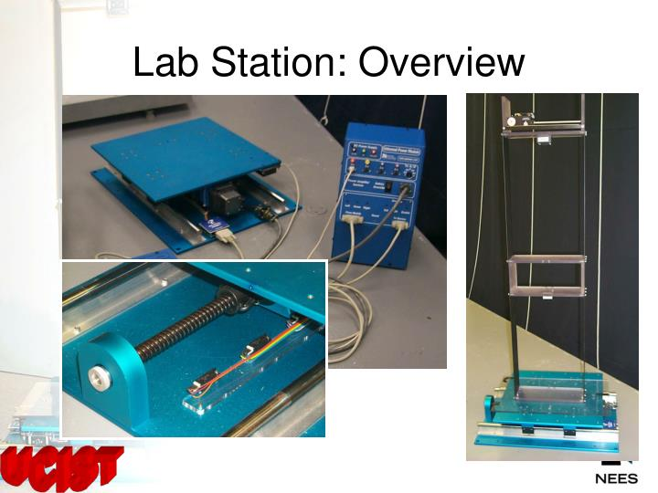 Lab Station: Overview
