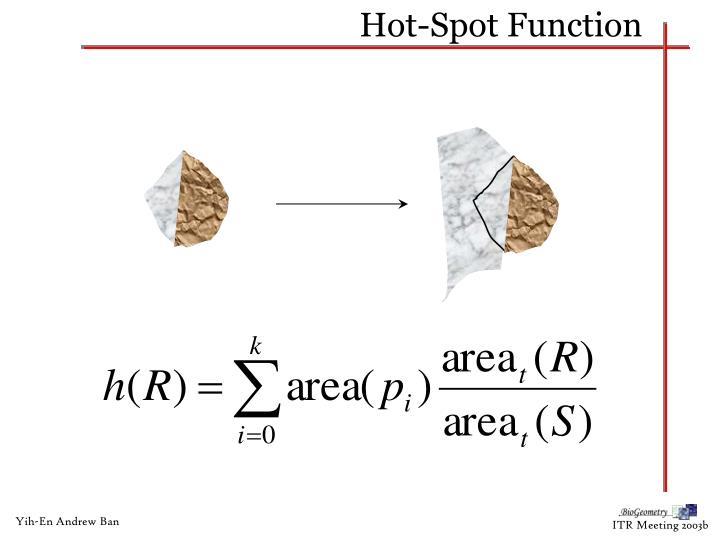 Hot-Spot Function