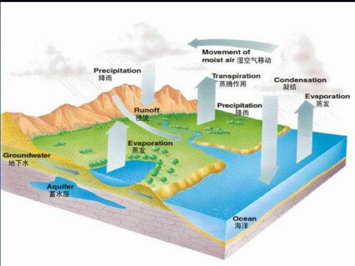 全球水循环