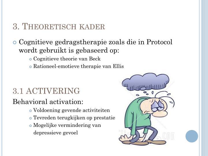 3. Theoretisch kader