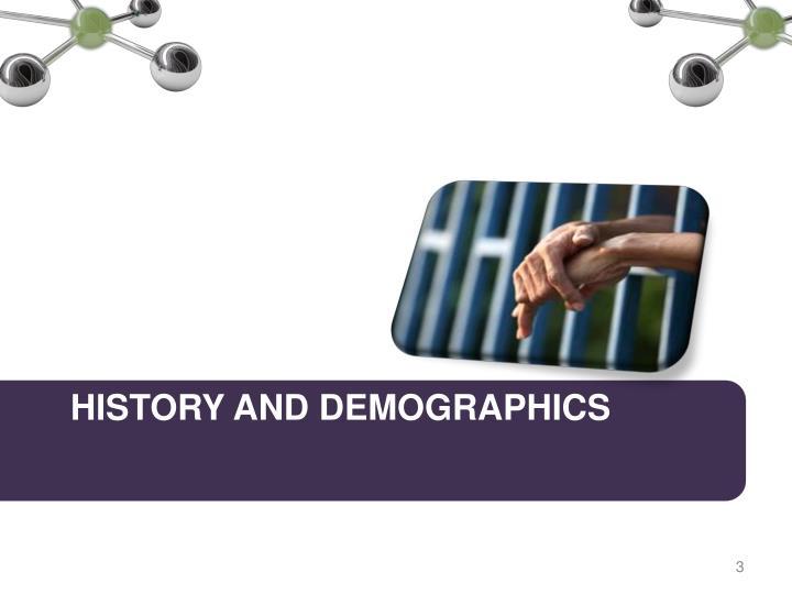 History and Demographics