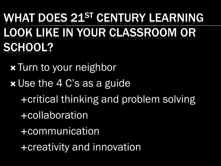 What Does An Innovative Classroom Look Like ~ Ppt electronic portfolios powerpoint presentation id