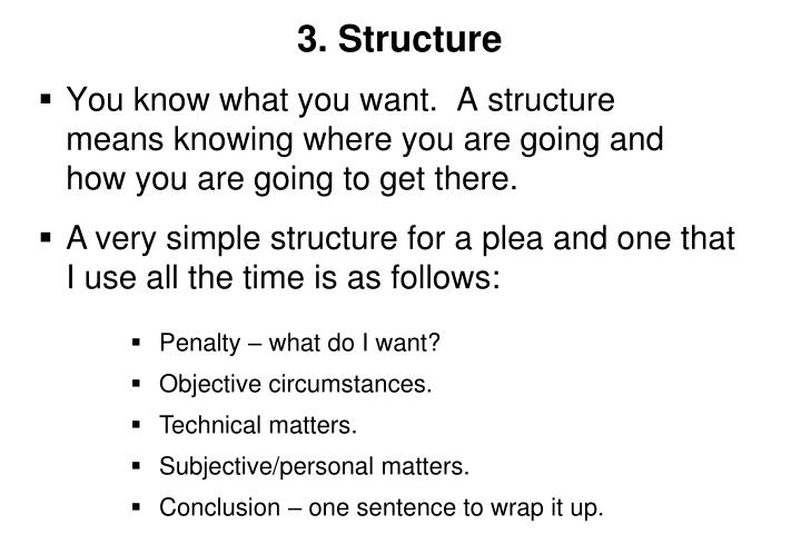 3. Structure