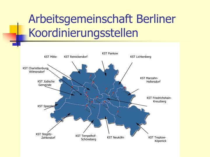 Arbeitsgemeinschaft Berliner Koordinierungsstellen