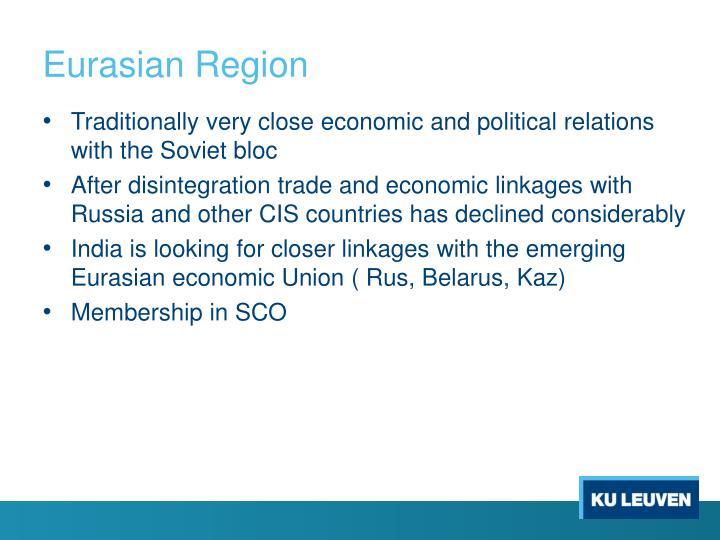 Eurasian Region