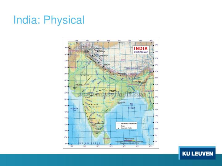 India: Physical