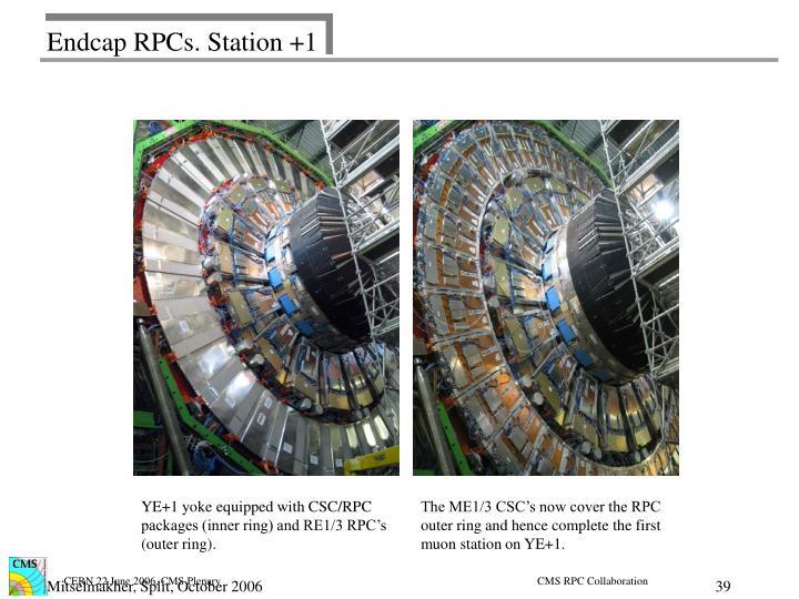CERN 22 June 2006, CMS Plenary                                                                                                                  CMS RPC Collaboration