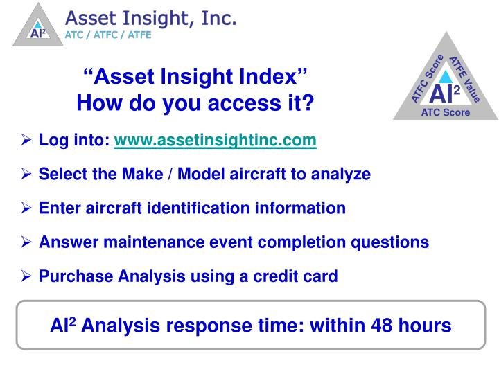 """Asset Insight Index"""