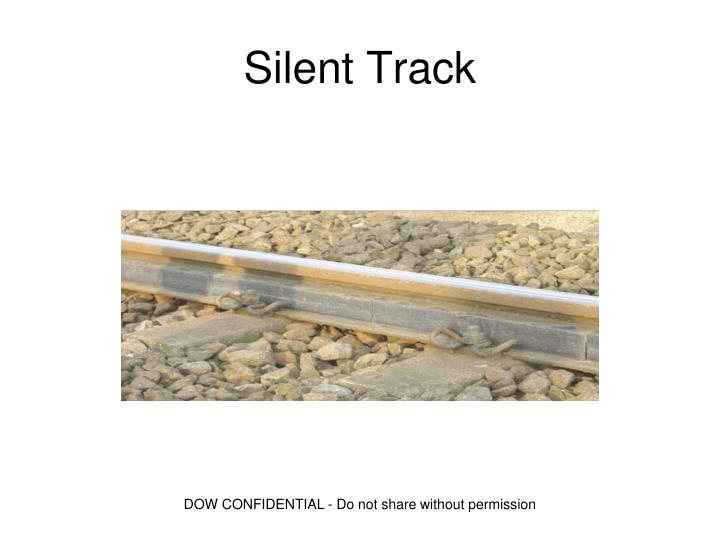 Silent Track