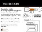 modelos de la spl2