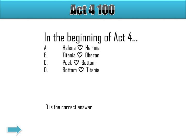 Act 4 100