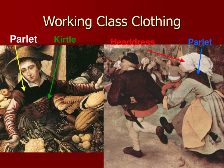 Working Class Clothing