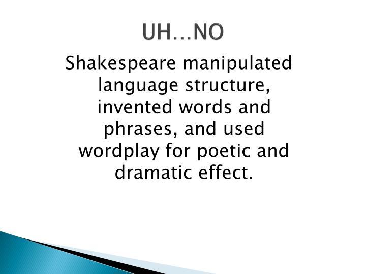 UH…NO