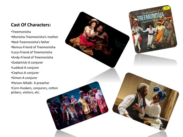 Cast Of Characters: