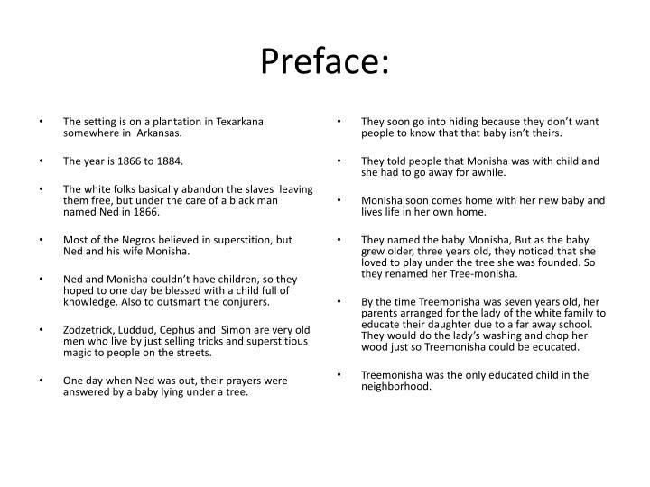Preface: