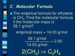 c molecular formula2