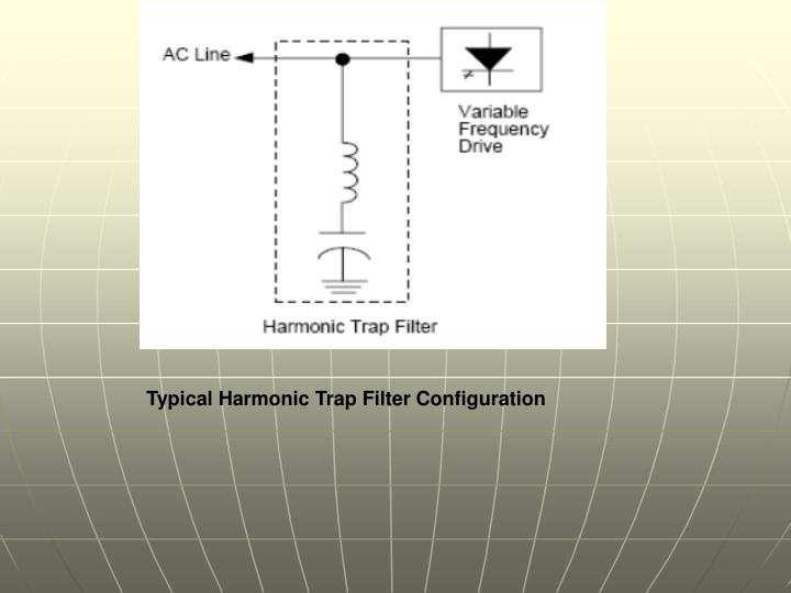 Typical Harmonic Trap Filter Configuration