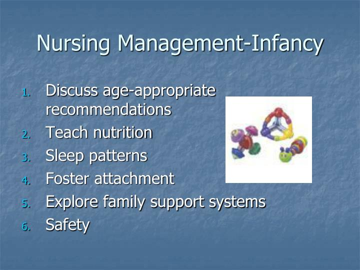 Nursing Management-Infancy