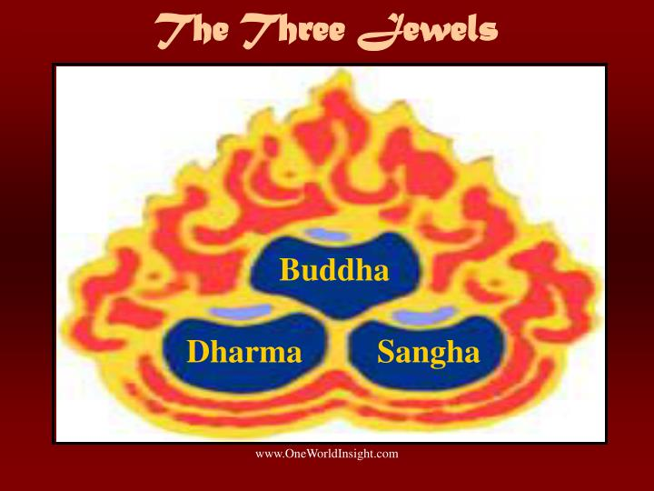 The Three Jewels