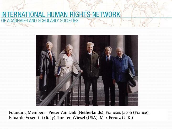 Founding Members:  Pieter Van