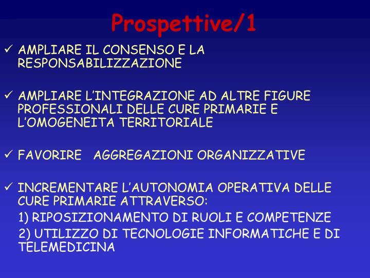 Prospettive/1