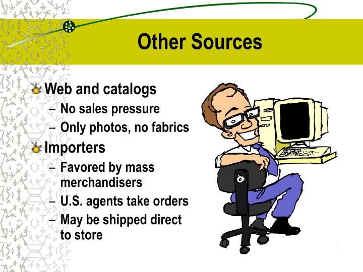 Other Sources