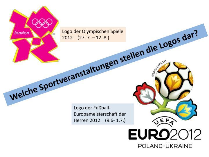 Logo der Olympischen Spiele