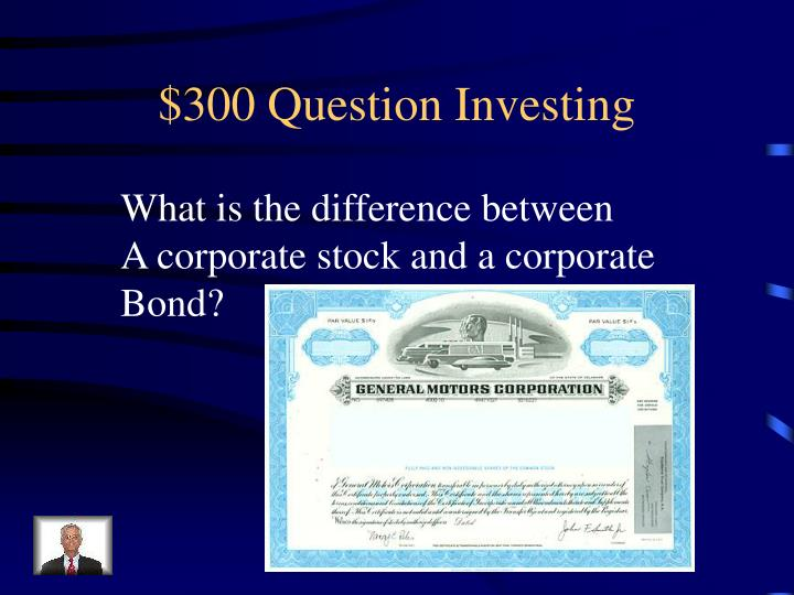 $300 Question Investing